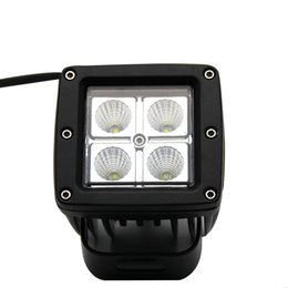 Wholesale Electric Off Road - wholesale Commercial Electric Led Work Light Cree Chip 6500K IP67 Spot Flood Beam LED light 12V 24V for Off Road 4X4 Tractor Truck