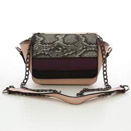Wholesale Smile Fashion Handbags - Wholesale-Mini Candy Color Serpentine Brand Trapeze Women Crossbody Bag Leather Vintage Swing Smile Satche Handbag PU Chains Shoulder Bag