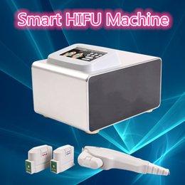 Wholesale Focus Materials - High Quality smart HIFU Wrinkle Removal Anti-aging Skin Care Hifu Focus Ultrasonic Facial Beauty Machine Aluminum metal Material