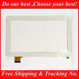 "Wholesale New Ainol - Wholesale- White Color Original & New 10.1"" Ainol Novo NUMY 3G AX10T Touch Screen Digitizer Glass Panel MT8312 Dual-Core Repair Touch Panel"