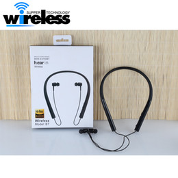 Wholesale Ms Roses - Selling Hanging ear stereo Portable earphone Sport Bluetooth headset MS-750A hight quality Beautiful and durable