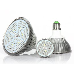 Wholesale E27 Blue - Hot Selling Led Grow Light Full Spectrum Bulb 50W E27 For Plants Vegetables Flower Free Shipping