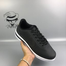 Wholesale Blue Sculptures - 2017 Cortez Mens Womens Net Point Running Shoes for Sculpture High Frequency Top quality Outdoor Classic Casual Sneakers