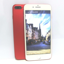 """Wholesale New Mp3 Touch - New Goophone i7 Plus i8 plus Quad Core MTK6580 Android 6.0 RAM 1GB ROM 8GB 5.5"""" HD 1280*720 8MP 3G WCDMA Unlocked Cell Phones"""