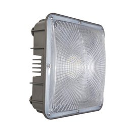 Wholesale Airport Station - 45W 70W LED Canopy light,UL-Listed and DLC-Qualified,100-277VAC,175-400W MH HPS HID Replacement, IP65 Waterproof and Outdoor Rated, 5 Years