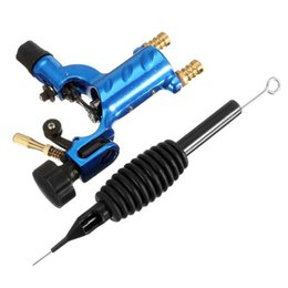 Wholesale Dragonfly Rotary Machine Motor - Dragonfly Rotary Tattoo Machine Shader And Liner Assorted Tattoo Motor Gun Kits Supply For Artists Excellent Quality Free Shipping