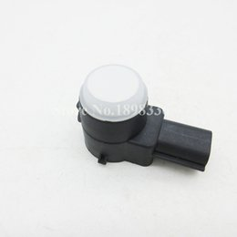 sensori di assistenza al parco Sconti Nero PDC Sensore di parcheggio Car Backup Assist Radar 1EW63GW7AA 0263003851 per Chrysler 300 Dodge Journey Nitro Ram Jeep Liberty