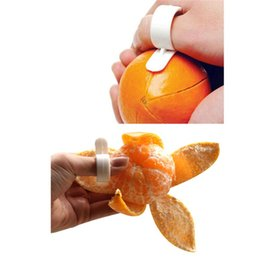 Wholesale Easy Promotions - Best Promotion Easy Opener Citrus Lemon Orange Fruit Slicer Cutter Plastic Kitchen Tools Random Color