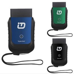 Wholesale Launch Tool X431 - Vpecker Easydiag with WIFI OBDII Diagnostic Tool same as Launch x431 easydiag +full car software with free china post ship