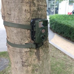 Wholesale Waterproof Infrared Video Camera - H3 Waterproof Scouting Hunting Detection Trail Camera Wildlife IR Infrared LED Video Recorder Night Vision Trail Cameras ann