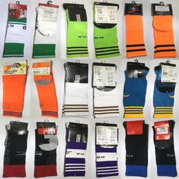 Wholesale Quality Wholesale Socks - 8 Colors Anderlecht Swansea Valencia Newcastle socks for kids high quality Valencia Feyenoordea for men socks sport Orange socks