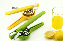 Wholesale High Quality Juicers - Manual Juicer High quality Hand Juicer second generation fruit vegetable juice squeezer original flavor juice press