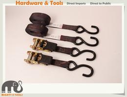 Wholesale Tie Downs Straps - 4m Ratchet Strap Tie Down 25mm x4mx340kg Camouflage Car Trailer Motor #31088