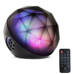 Wholesale Smart Hours - Portable Colorful Ball Wireless Bluetooth Speaker Powerful Sound with Enhanced Bass,Smart Light with 10 Hours Battery