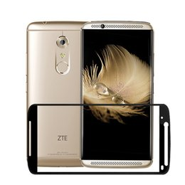 Wholesale Thin Film Wholesale - Tempered Glass For ZTE Zmax Pro  Z2981 LG Aristo  LV3 Stylus 3 Full Cover Premium Guard Film Ultra Thin high quality