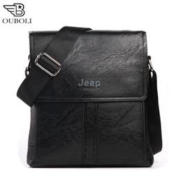Wholesale Blue Cow Leather Handbags - Wholesale- 2016 New Cow Genuine Leather Men Messenger Bag Business Brand Designer Real Leather Crossbody Handbag Travel Man Bag