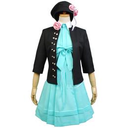 Wholesale Amnesia Heroine - Malidaike Anime Amnesia Heroine Cosplay Costume Heroine Full Sets Party Halloween Skirt