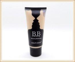 Wholesale Whitening Day Cream Bb - 1pieces   batch 3 color BB cream cosmetic foundation + foundation whitening moisturizing 40ml B814 DHL