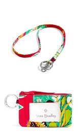 Wholesale Fabric Business Cards - Card bag ID Holders + Lanyard