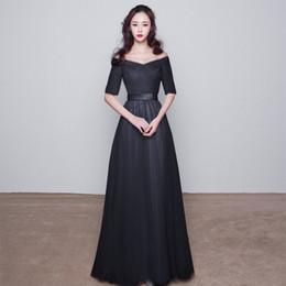 Wholesale Dress Blue Grace - 2016 Elegant Grace Karin Evening Dresses Black short sleeve V Neck club wear Party Sexy Open Back prom dresses for woman 12