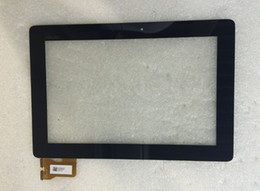 Wholesale Transformer Pad Replacement Screens - Wholesale- New 10.1'' inch Touch Screen Panel Digitizer for Asus Transformer Pad TF301 TF301T 69.10I27.T01 Replacement 69 10I27 T01