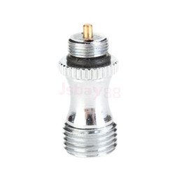 Wholesale Airbrush Machines - Wholesale-Stainless Steel Double Action Air Valve for Airbrush Paint Spray Airbrush Machine Part Free Shipping