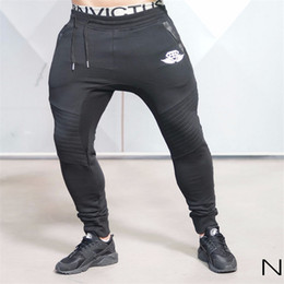 Wholesale Low Waist Pants For Men - Wholesale-2016 Engineers Male Casual Cotton Pants Trousers Bottom Body Tracksuit Jogger Mens Sweatpants Runner Pants For Man