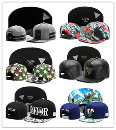 Wholesale hot Newest Cayler Sons Snapback Caps Men Women Brand Name Ball Caps Discount Fashion Unisex Snapbacks Hats Hot Sale Online