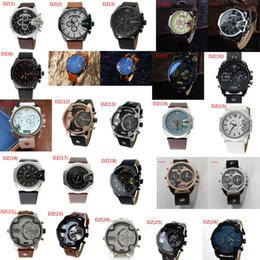 Wholesale Dz Watches - Wholesale retail sell like hot cakes new 2017 Men's luxury brand quartz watches DZ7311 7312 7313 7314 7315 7332 4280 4305 DZ All the mo