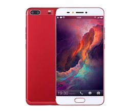 Wholesale Touch Smart Mobile Phones - HUAW P10 Mobile Phone Built-in battery MTK6580 1GB Ram+8GB Rom P10 Quad Core Android 6.0 Show 4GB RAM 64GB ROM 8.0MP Smart phone