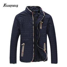 Wholesale Thin Breathable Jacket - Wholesale- 2016 New Arrival Fashion Big Size Men Spring Jacket Casual Coat Thin Handsome Breathable Outdoors Outwear Y00270