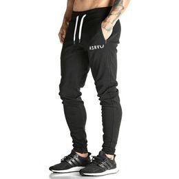 Wholesale Full Workout - 2017 Men's Muscle Brother Crossfit Compression Pants Jogger Pants Man Workout Pantalon Homme Harem Sweatpants Fitness Clothing