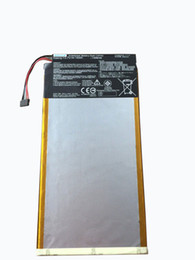 Wholesale Asus Memo Pads - Free shipping ALLCCX high quality mobile battery C11P1411 for ASUS K01E ME0310K 1B ME0310K 6A ME103K 1A MeMO Pad 10 ME103K