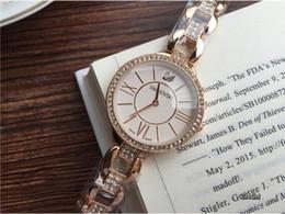 Wholesale Free Classes - Free shipping Brand of top class gem, high quality Swarovski style Women's dress quartz Diamond watch model&&001