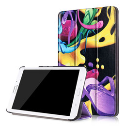 """Wholesale china j - Tablet Case For Samsung Galaxy Tab J 7.0"""" T285DY Case Slim Lightweight Folio Standing Cover Premium Ultra Thin Tablet Cover"""