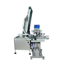 Wholesale 4 Colors Automatic Pad Printing Machine For Caps With PLC Auto Servo Control Pad printing machine Automatic printing machine