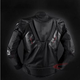 Wholesale Racing Bike Jackets Free Shipping - Free shipping men professional motorcycle Armor racing suits for Honda Yamaha Suzuki Kawasaki bikes  Gokart ATV Motorcycles