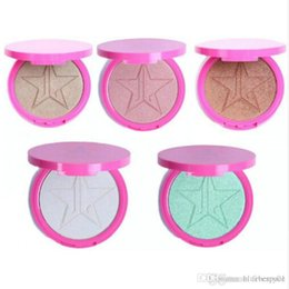 Wholesale Glowing Skin - 5 Star Makeup Highlighter glow kit makeup bronzer iluminador maquiagem cosmetics powder for face Skin Frost Five Star