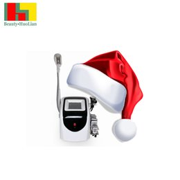 Wholesale Cavitation Ultrasound Machine Sale - Christmas gift high quality hot sale Slimming Machine 650nm ultrasound cavitation+ RF + Vacuum +Photon body fat remove weight loss machine