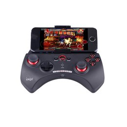 Contrôleur bluetooth android gamepad à vendre-2017 NOUVEAU Ipega PG-9025 Gaming Contrôleur Bluetooth Gamepad Joystick pour iPhone iPad Samsung HTC Moto Android Tablet PCS Noir / Blanc