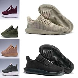 Wholesale Shoe Lining Pu - (With Box) Wholesale Cheap Tubular Shadow 3D Running Shoes Women Men 350 Boost Fly line Outdoor Sports High Quality Knit Sneakers Size 5-10