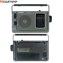 2019 radio sensible Al por mayor-Tecsun / Desheng R-304D altamente sensible FM / AM / radio de onda corta para el uso en el hogar al aire libre de alta calidad de radio portátil de alta calidad radio sensible baratos