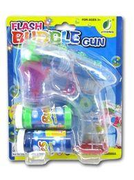 Wholesale Silent Gun - Bubble Gun Soap Bubble Blower Kids Child Toys # 03887