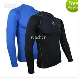 Wholesale Running Items - 2015 Best Quality Hot Item Cycling jerseys Sports compression running Fitness Excercise cycling Clothing shirt jersey tights