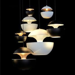 Wholesale Designer Contemporary Pendant Lights - Aluminum chandelier Contemporary Cord Pendant TOM Designer Creative lamps Home improvement lighting Living room Restaurant Cafe Clothing sto