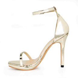 Wholesale Cheap Ballet Pumps - Fashion Bridal Wedding Shoes Real Picture Show Cheap Modest New Hot WOmen Sumner Sandals Shoes Pumps Button Wedding Shoes