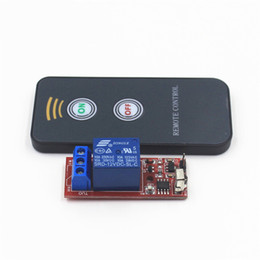 Wholesale Infrared Board - Wholesale- 1 Channel Way Infrared Universal Remote Control Switch Relay Driving Module Board 12V DC For Controller Device