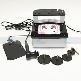 Монополярная радиочастотная машина для подъема кожи онлайн-Машина RF пользы салона красотки Monopolar для кожи затягивая терапию радиочастоты удаления морщинки вызревания Подмолаживания внимательности подниматься стороны анти -
