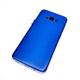 Wholesale Real 64gb Micro - Goophone S8 Curved Screen MTK6580 quad core 5.5 inch Android phone real 1G 8G show 64GB fake 4G lte Clone phone