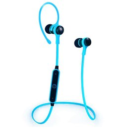Wholesale Sports Fashion Headphones - 2017 Fashion S6-1 Wireless Bluetooth Headphone Stereo Cellphone In-ear Headset with Microphone Outdoor Sport Running for Smart Phone
